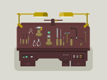 repair shop: Jewelry repair shop