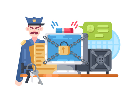 Digital protection and security