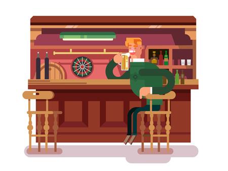 Shop pub beer