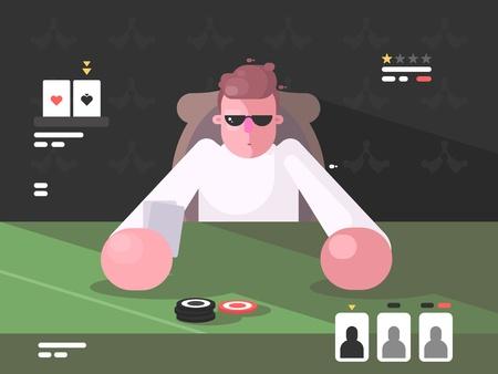 ポーカープレーヤー