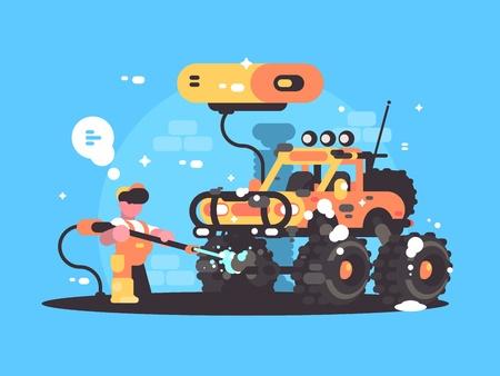 Autowasserettedienst