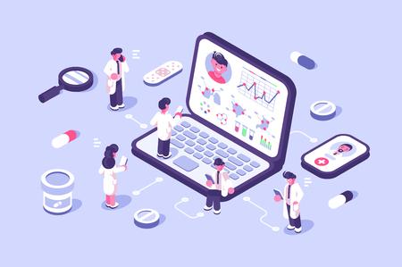 Tecnologia innovativa di diagnosi online