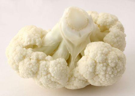 vitamines: Cauliflower Stock Photo