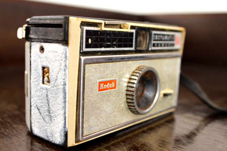 kodak: old cameras Stock Photo