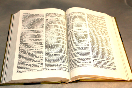 the scriptures: Holy Bible