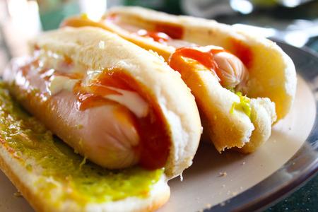 calory: Hotdog