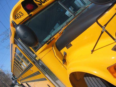 Yellow School Bus Stock Photo - 449547