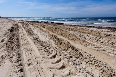 Beach Destruction