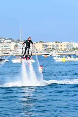 nautic: The Flyboard Editorial