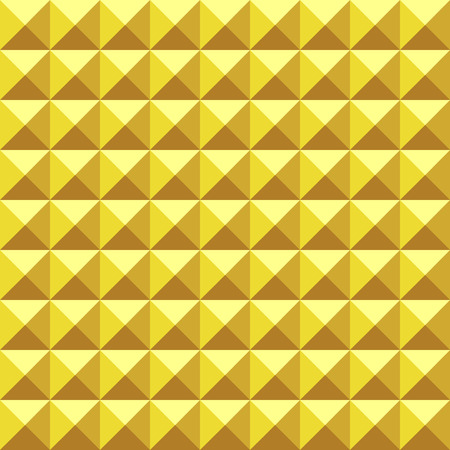 spikes: Abstract geometric background of spikes. Vector seamless pyramidal pattern.