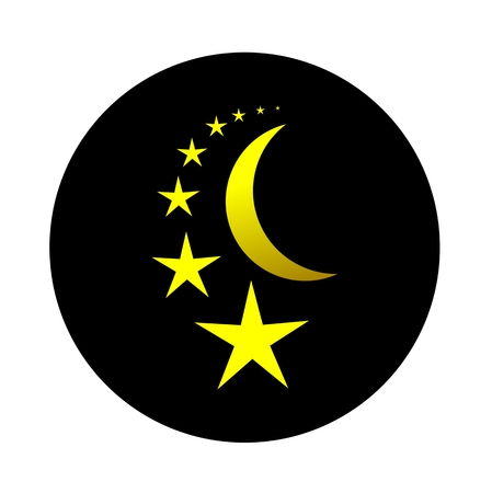 blazonry: Moon and Star icon