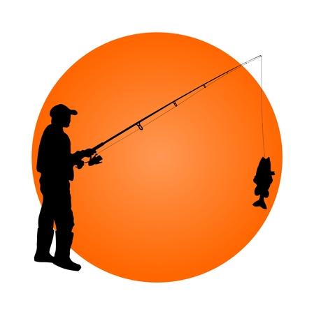 Pêche - Illustration