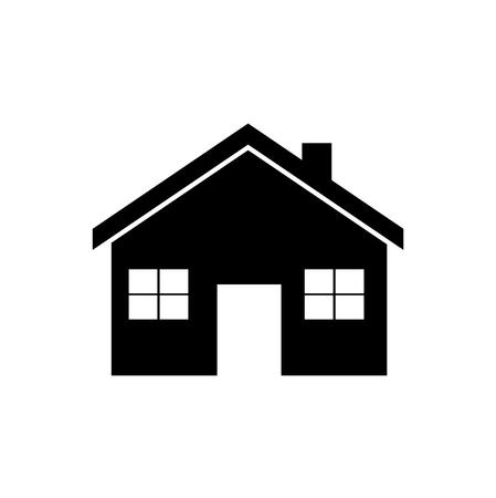 housing problems: Simple black house