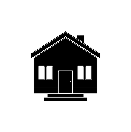 housing problems: Simple black house