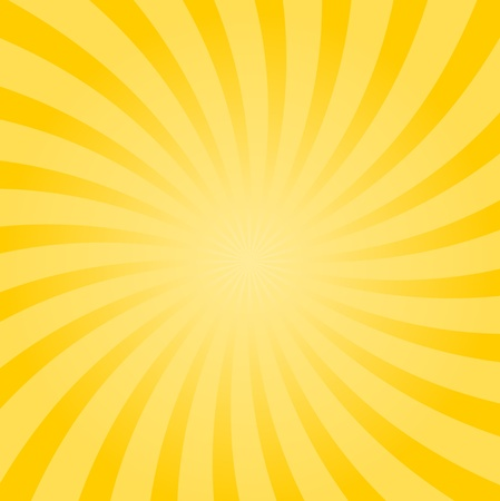 power projection: Twisted Rays of the Sun - illustration