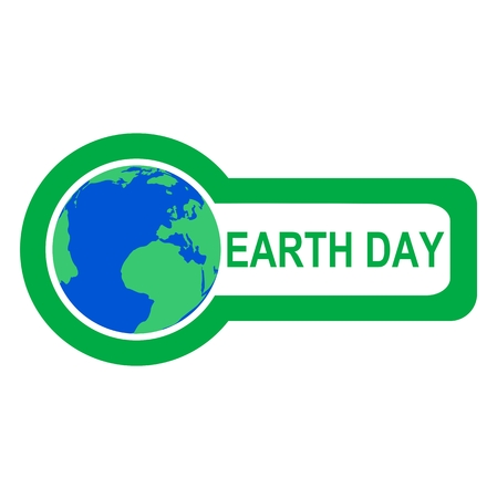 putting green: Earth Day