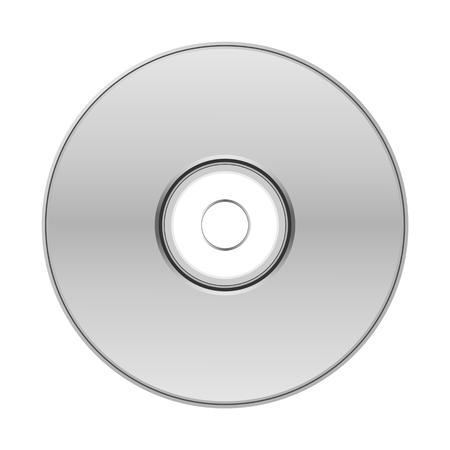 dvd rom: DVD CD ROM - illustration Illustration