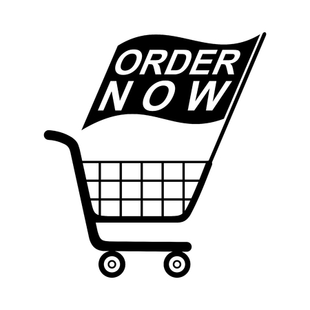 in order: Order Now Flag Shopping Cart
