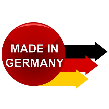 made in germany: Made in Germany - Illustration