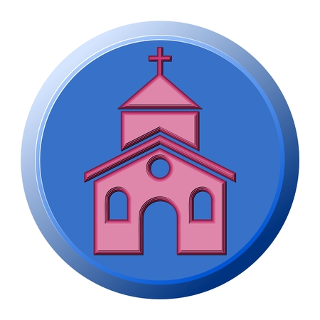 Church button