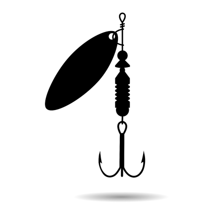 Fishing Lure Black