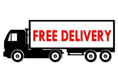 free delivery: Free Delivery Truck