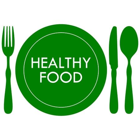 food plate: Healthy Food Plate