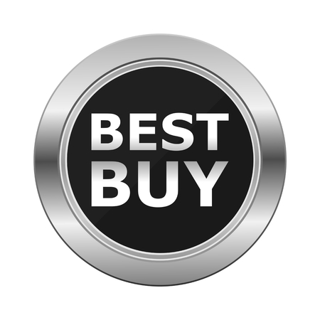 choise: Best Buy Silver Button