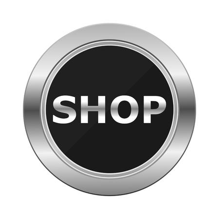 silver: Shop Silver Button