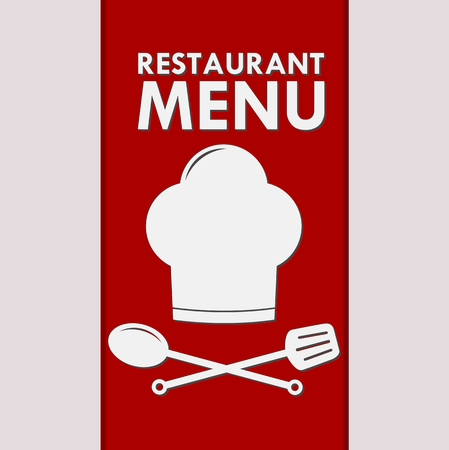desing: Restaurant Menu Desing Illustration