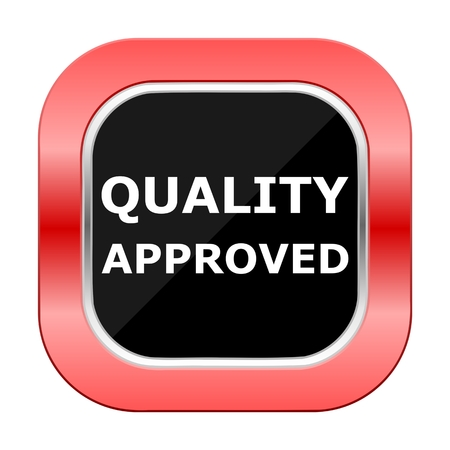 best security: Quality Approved Square Red Button