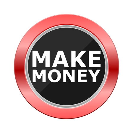 make money: Make Money Red Button
