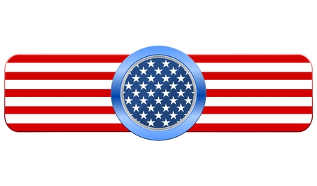 president day: President Day, 4th of july Banner