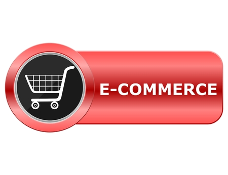 E Commerce Red Button