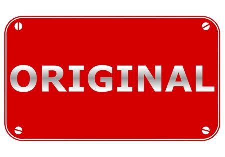 original plate: Original Plate