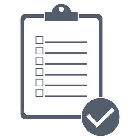 checklist: Checklist Icon