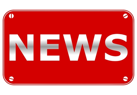 webcast: News Plate Illustration