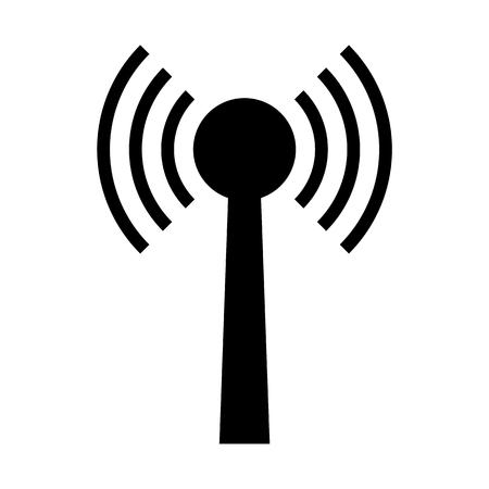Antenna Icon Stock Vector - 52030935