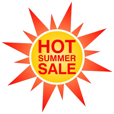 hot: Hot Summer Sale Sun