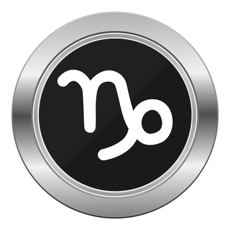 zodiak: Zodiac sign Capricorn Illustration