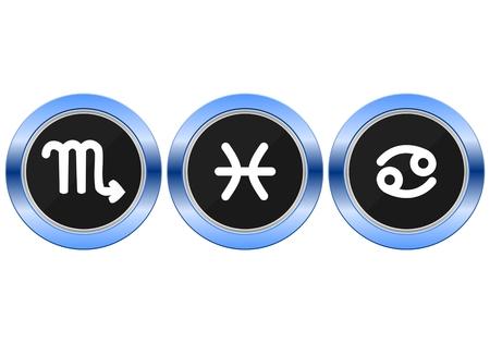 zodiak: Zodiak Water Sign