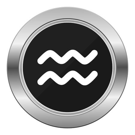 water bearer: Zodiac sign Aquarius Illustration
