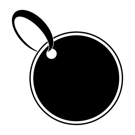 bargain: Bargain sale black icon Illustration