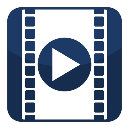 playback: Play icon Illustration