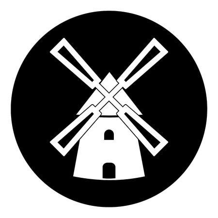 spinning windmill: Windmill icon