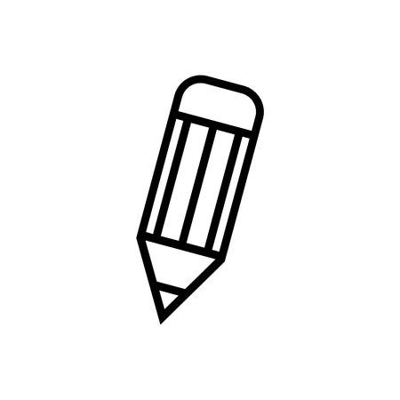 fiber tipped: Pencil Black