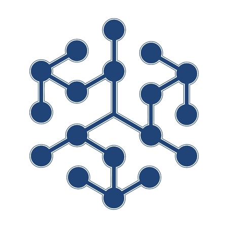 Chemie-logo Standard-Bild - 52100787