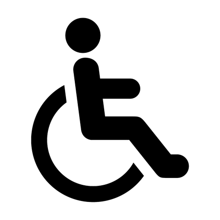 accessibility: Disabled icon sign Accessibility