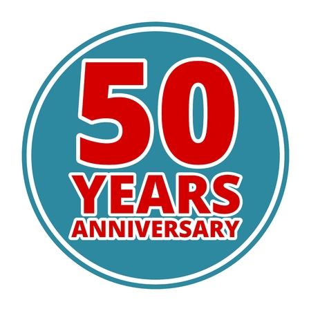 30 40 years: Anniversary 50 years
