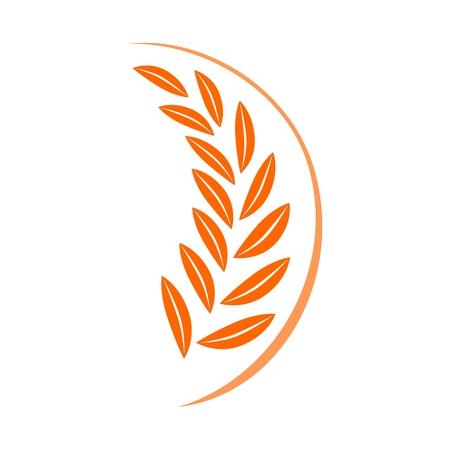 oat field: Wheat Icon